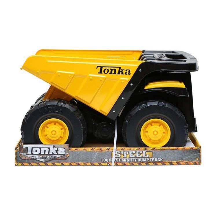 Tonka Toughest Mighty Dump Truck | Toys R Us Australia