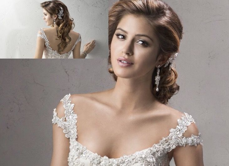 Adding Beading To Wedding Dress 98 Best Images About Adding Straps ...