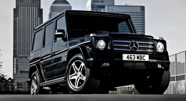 All black mercedes benz g wagon dream vehicles mercedes for All black mercedes benz g wagon