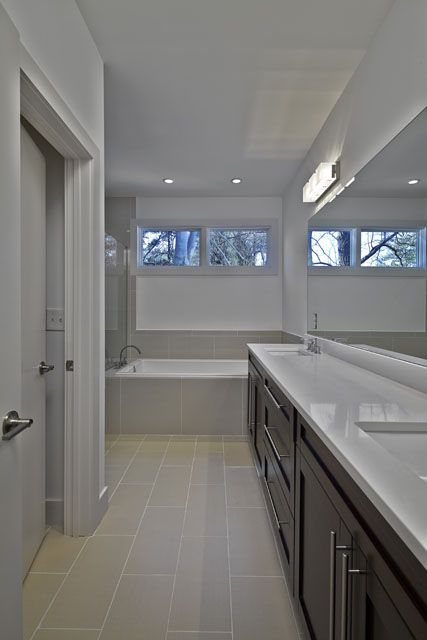 bathroom recessed lighting ideas espresso. beautiful bathroom this master bathroom features an custom espresso cabinet with double square  vanities and grohe plumbing fixtures modern lighting including recessed  with bathroom recessed lighting ideas espresso e