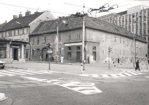 Pozrite si unikátne fotografie starej Bratislavy