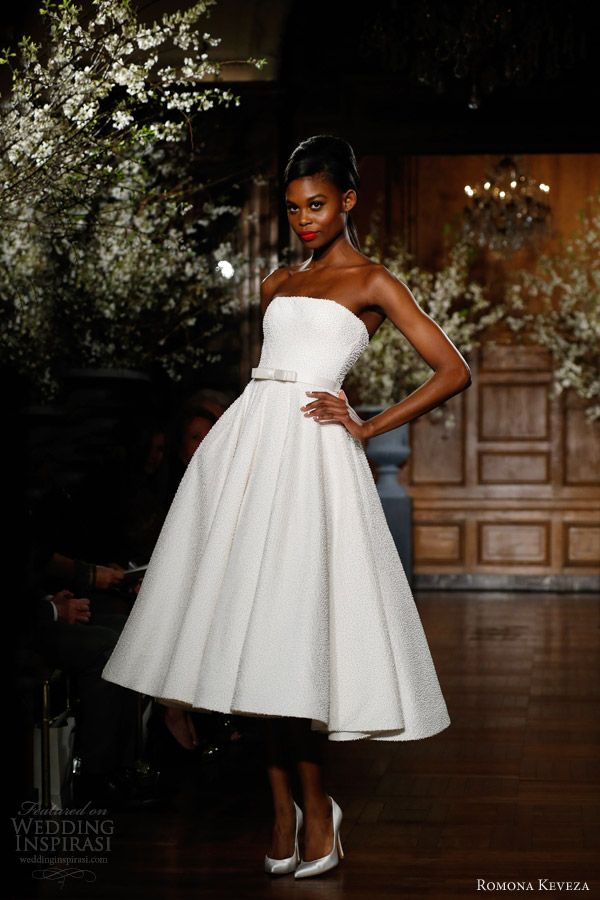 Romona Keveza Collection Spring 2014 Wedding Dresses