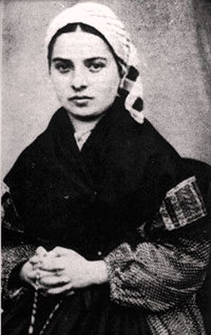Saint Bernadette Soubirous  I have gone three times to the town in  Nevers, France to the convent where her body is and it is such a wonderful experience every time I see St Bernadette.