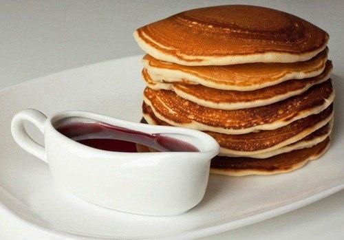 Пышные маленькие блинчики - рецепт приготовления с пошаговыми фотографиями - Cook-room.com