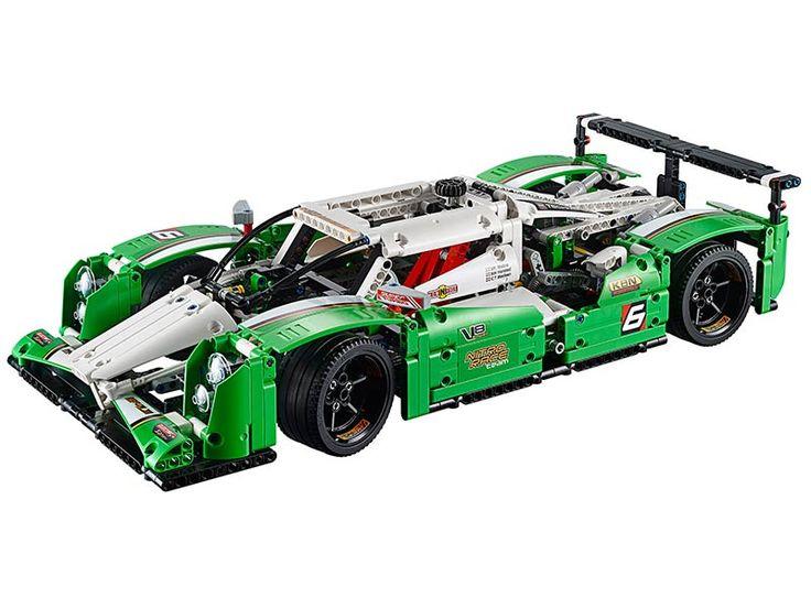 24 Hours Race Car (42039)