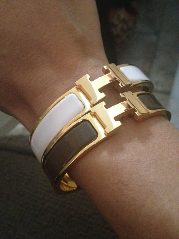 hermes bangles: Hermes Bracelets, Arm Candy, Fashion, Hermes Bangles, Style, Jewelry, Jewels, Accessories