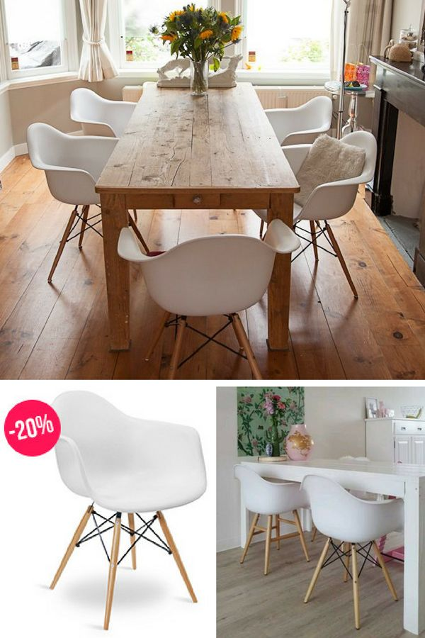 Eames DAW now with 20% discount - POPfurniture.com