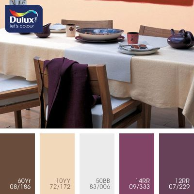 Dulux, баклажанно-розовый цвет, баклажанный, баклажанный цвет, баклажановый цвет, дизайнерское решение для ремонта, дизайнерское сочетание цветов, лиловый цвет, монохромная цветовая палитра