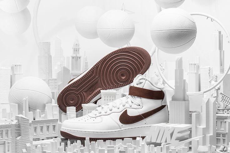Sneaker town.