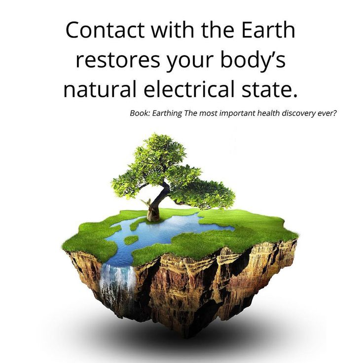 We agree, touch our beautiful Earth #quote #earthing
