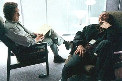 kevin spacey & jeff bridges in k-pax.
