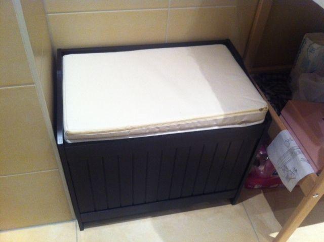 Badezimmer Hocker Mit Aufbewahrung Badezimmer Badezimmerhockermitaufbewahrung Badezimmer Kleines Badezimmer Badhocker