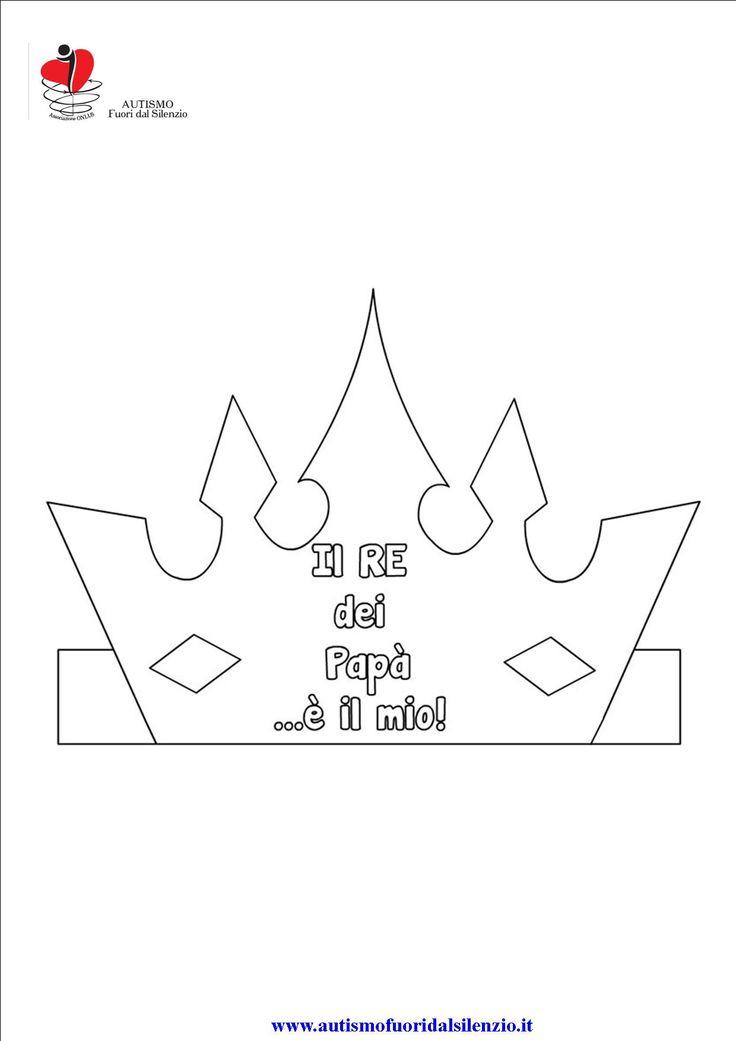 corona festa del papà