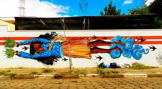 30 artistas de rua  (Foto: Reprodução)  Dedablio