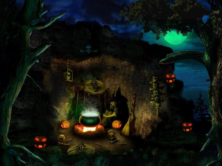 Shadows magick place: All Hallow's eve, when the veil is thin 2