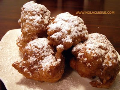 Calas Recipe (a very old Louisiana recipe with history that predates beignets. Interesting to read about the history and makes me want to try them since I am a native of the state.