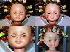 Las Nancys de Mery: Restauración de una muñeca