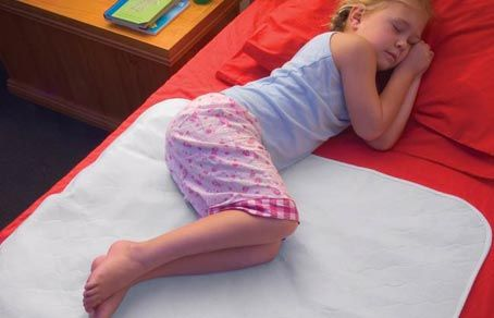 The Sleep Easy Bed Mat has been known to help lots of children make the transition out of nappies. Please tell us how this has helped you/your family?  Only $59 plus $6 postage