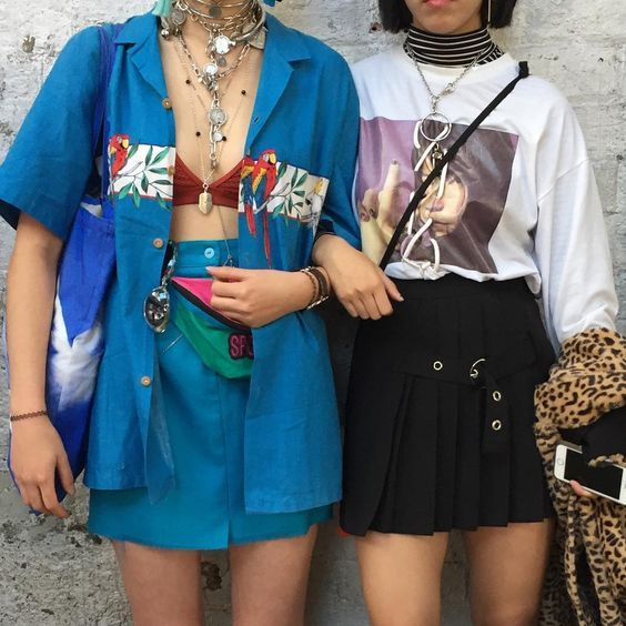 Casual Summer Fashion Style. Very Light and Fresh Look. The Best of street fashion in 2017.