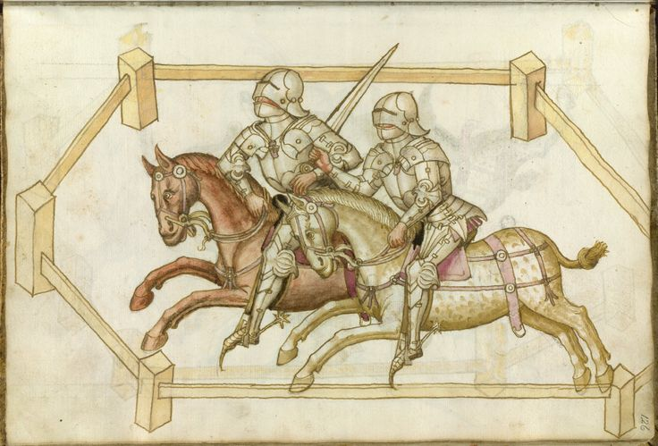 The Ms.Thott.290.2º is a fencing manual written in 1459 by Hans Talhoffer for his own personal reference and illustrated by Michel Rotwyler.