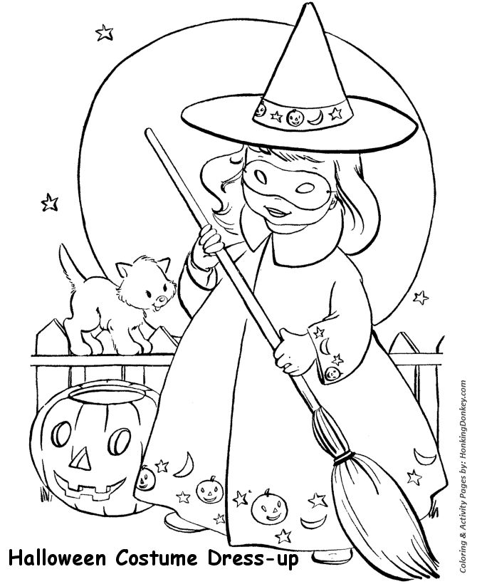 137 besten Coloring Easter & Halloween Bilder auf Pinterest ...