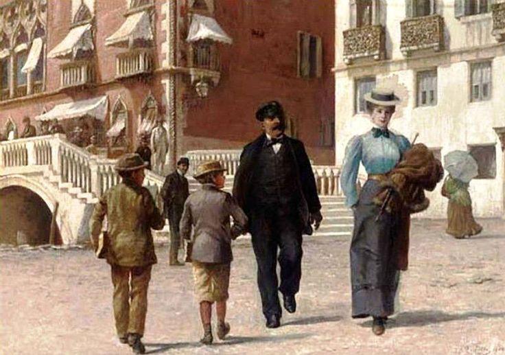 Antonio Ermolao Paoletti (Venezia, 1834-1912)