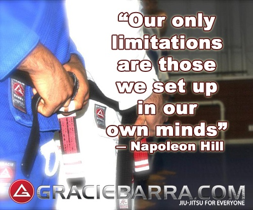 Do your best, train hard today, and work towards accomplishing your goals! #bjjmindset