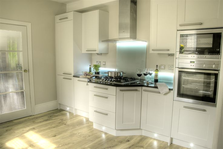 100 ideas to try about white shaker kitchens white - Shaker kitchen designs photo gallery ...