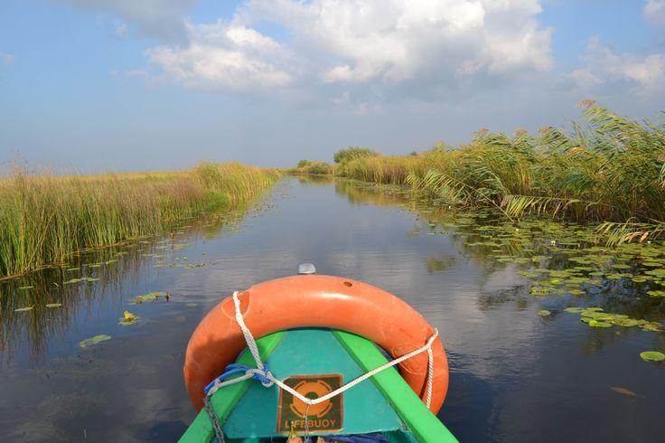 Unesco - Danube Delta in Romania http://www.touringromania.com/tours/long-tours/unesco-world-heritage-from-romania-private-tour-12-days.html