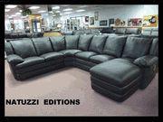 Memorial Day Furniture Sale Natuzzi leather sofas. Great Price!