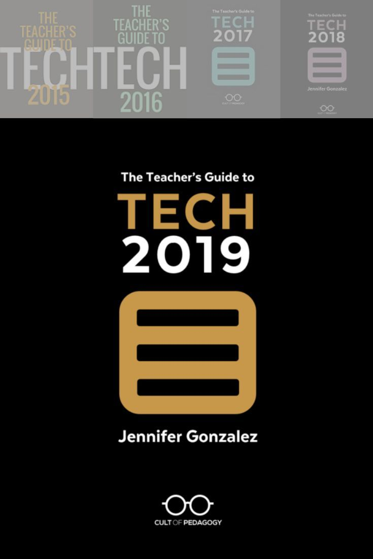 The Teacher's Guide to Tech 2019