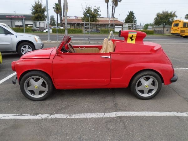 1966 Fiat 500 For Sale by Owner