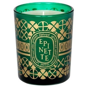 Diptyque Vela Epinette.: Epinett Candles, Diptyque Candles, Gift 2014, Stylish Gift, Christmas Gift, Diptyque Velas