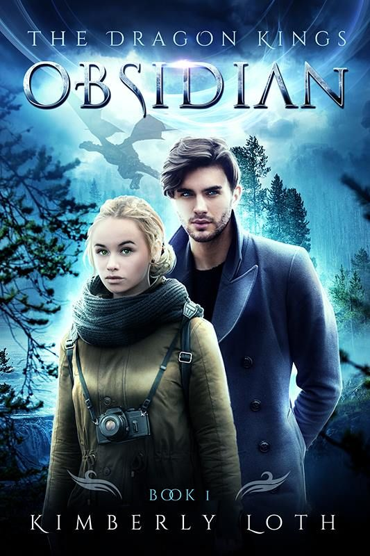 Mythical Books: a real danger - Obsidian by Kimberly Loth