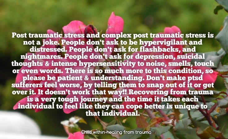 defining and understanding post traumatic stress disorder Definition post-traumatic stress disorder (ptsd) is a trauma and stress related   understanding that ptsd is a medically recognized disorder is essential for.