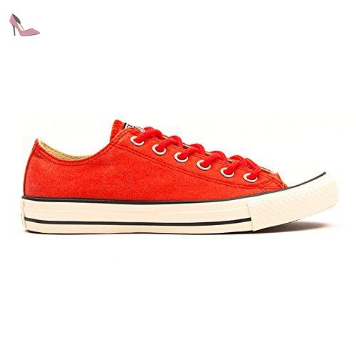 Converse Sandales Pour Fille - Rouge - Rojo, 29