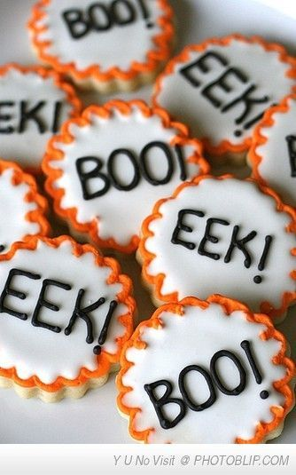 halloween tricks and treats links to a lot of other great sweet treatbaking - Halloween Trick Ideas