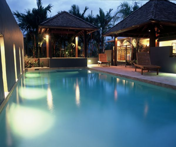 The Bali House from $750 p/n Enquire http://www.fnqapartments.com/accommodation-port-douglas/ #portdouglasaccommodation