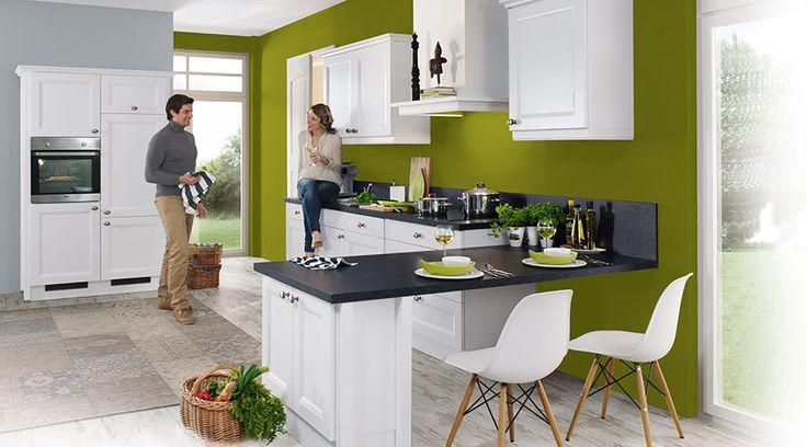 10 best hochglanzk chen images on pinterest. Black Bedroom Furniture Sets. Home Design Ideas