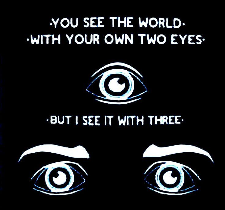 The 3rd Eye, Being Awakened