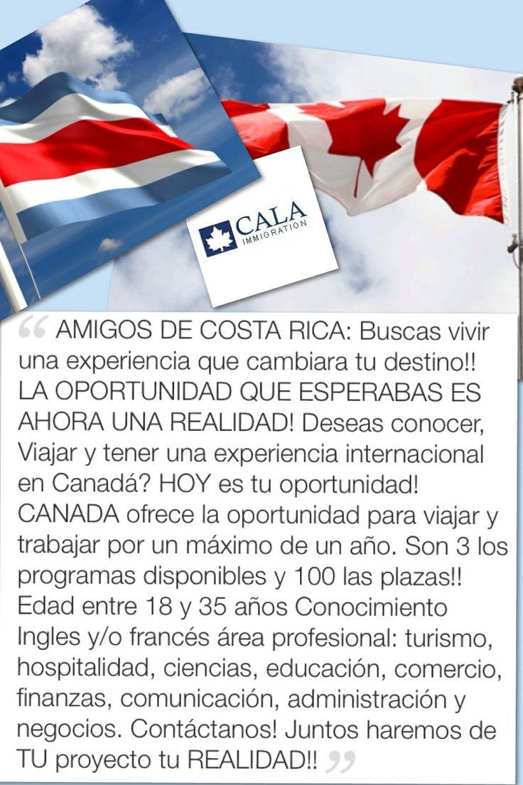 Costa Rica en Canada