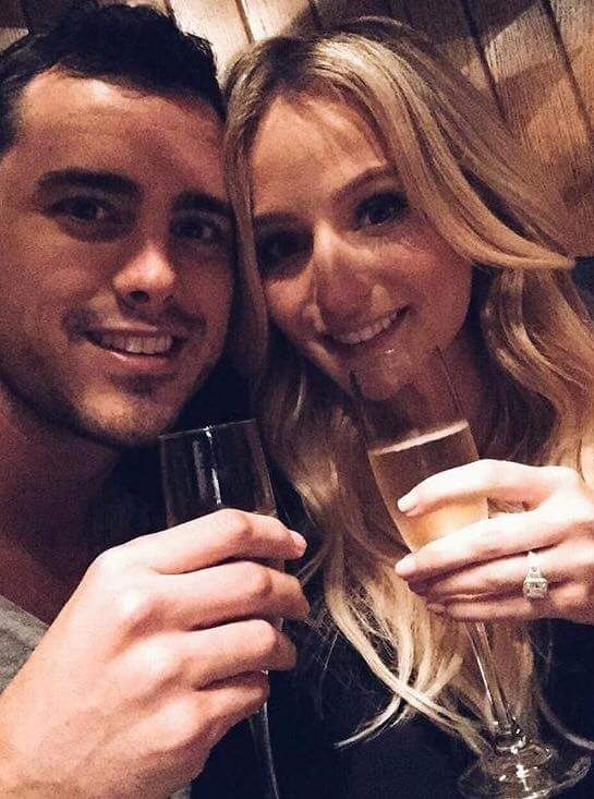 'The Bachelor' Ben Higgins And Lauren Bushnell Looked 'Very Much In Love' During Candlelight Dinner - http://www.movienewsguide.com/bachelor-ben-higgins-lauren-bushnell-looked-much-love-candlelight-dinner/179792