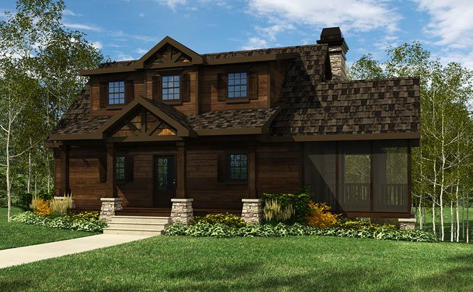 62 best lake house plans images on pinterest lake house for Max fulbright lake house plans
