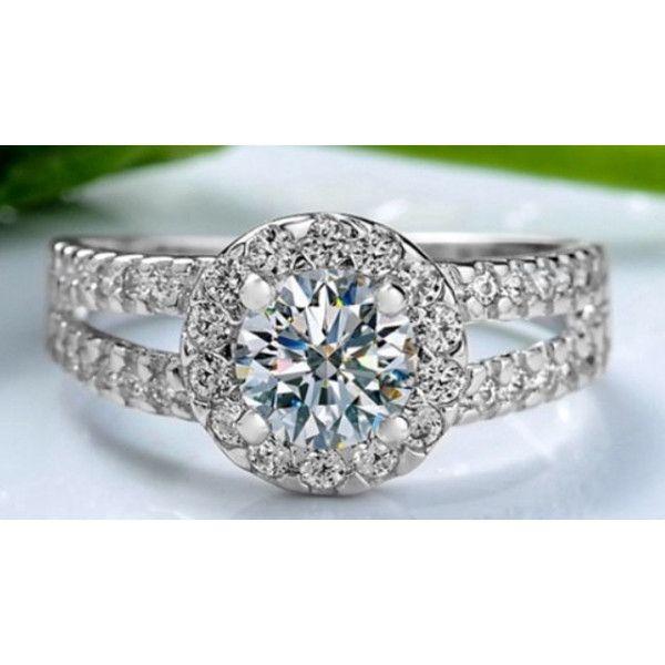 Best 25 Fake engagement rings ideas on Pinterest Rose gold