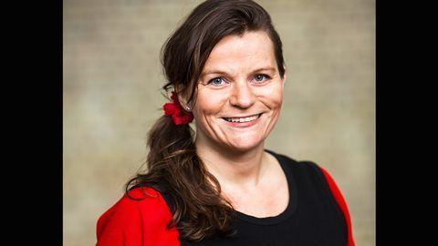 Mia Liljeberg 41 år – Hässelby. Författare och föreläsare med världen som sin arbetsplats. Knut Koivisto/SVT