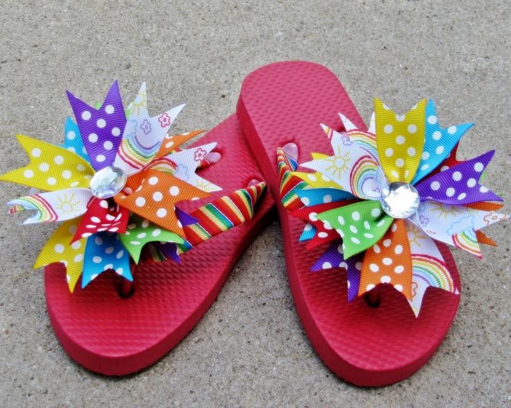 super cute flip flops