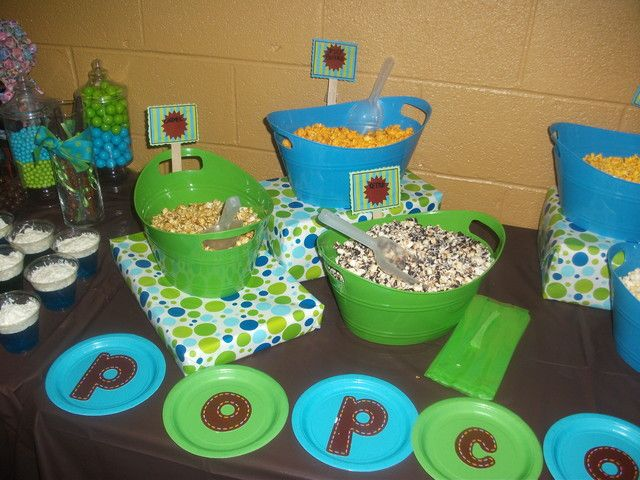 Superior Baby Shower Party Ideas