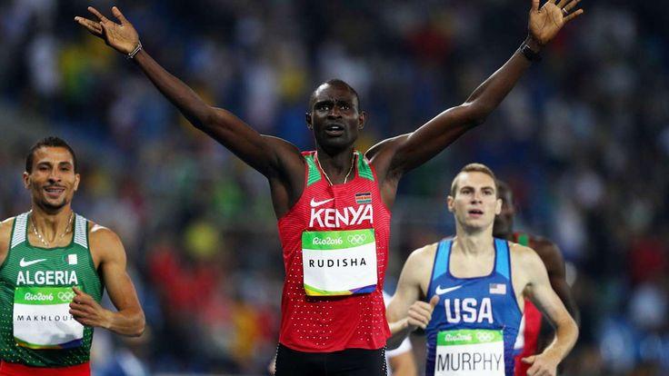 Rio 2016: Imperious Rudisha retains 800m title  (1333×750)