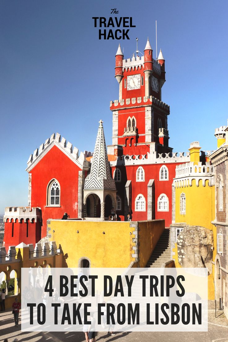 With all the fabulous things to see and do in Lisbon it's not surprising that it ranks as one of the top cities to visit in 2018 but there are also so many things to do outside of the city. These are four of the best day trips from Lisbon, all accessible by public transport.