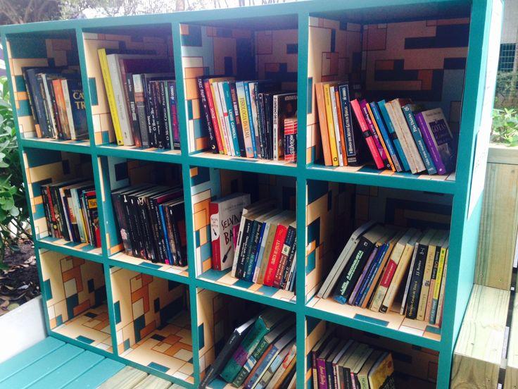Parklet Biblioteca - Mateus Grow - Pinheiros -SP